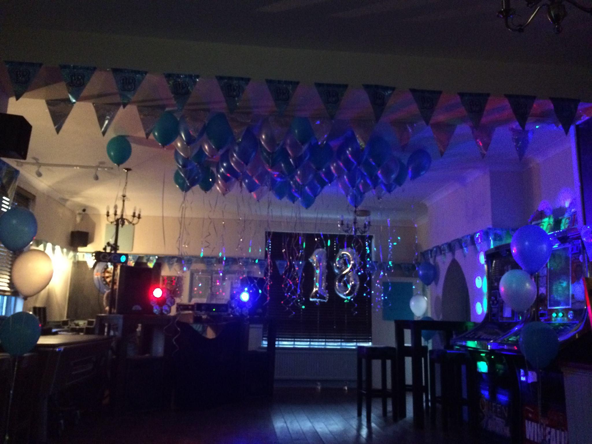 Free Party Venue